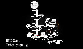 Copy of BTEC Sport