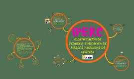 IDENTIFICACIÓN DE PELIGROS, EVALUACIÓN DE RIESGOS Y MEDIDAS DE CONTROL