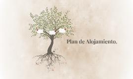 Plan de Alojamiento.
