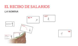 EL RECIBO DE SALARIOS