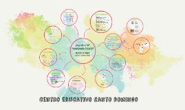 Copy of centro educativo santo domingo