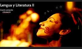Lengua y Literatura II
