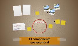 La subcompetencia sociocultural