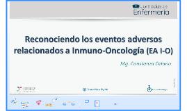Eventos adversos relacionados a I-O