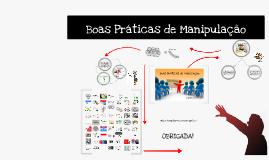 SEMINÁRIO BOAS PRÁTICAS DE MANIPULAÇÃO - maracanaú