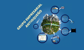 Copy of GRUPO EMPRESARIAL ANTIOQUEÑO