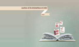 Forskningsbaseret tekst - analyse