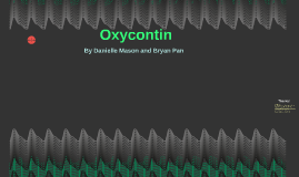 The Story of Oxycontin