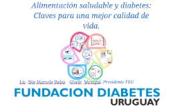 Copy of Alimentación saludable y diabetes.