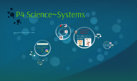 P4 Science~SYSTEMS OF PLANTS AND HUMAN