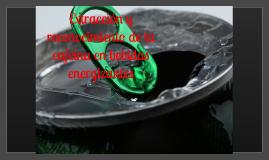 Extracción y reconocimiento de la cafeína en bebidas energiz