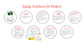 Copy of Techy Teachers ID Project Poster