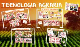 TECNOLOGIA AGRARIA