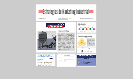 Estrategias de Marketing Empresarial