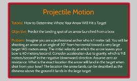 L/U/T Project 2.5.2 - Projectile Motion