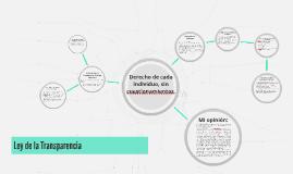 Copy of Ley de la Transparencia (Antecedentes y su historia en México)