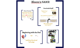Bloom 'n SAMR