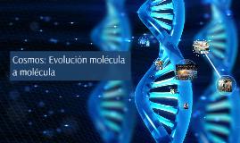 Cosmos 2: Evolución molécula a molécula