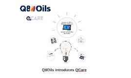 Q8Oils introduces QCare