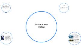 fiction & non fiction