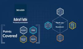 Ashraf Fathi Mars presentation
