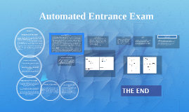 automated qualifying entrance examination  cainta catholiccollege college entrance examination system a systems analysis and design study in partial fulfillment of the requirements for the course in systems analysis and design by: jefferson c del rosario jorgie candia vhenoc mauricio patrick john manjares lawrence christian layacan october 2014 abstract computers are.