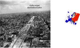 Berlinblockaden