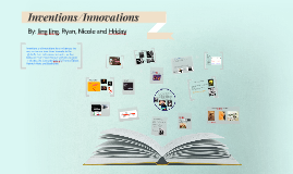 NEW inventions/innovations