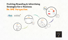 Evolving Branding & Advertising Strategies for e-Business
