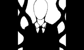 History of the Slender Man Mythos