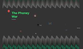 The Phoney War