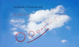 Methods & Resources