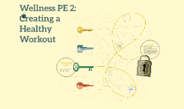 Wellness PE 2: Creating a Healthy Workout