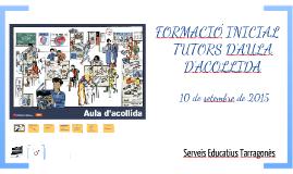 Formacio TAA 15-16