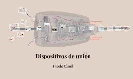 Dispositivos de unión