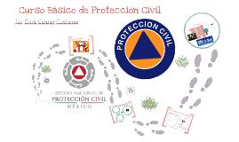 Básico de Protección Civil