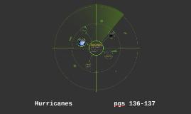 Ch11; L4: Hurricanes