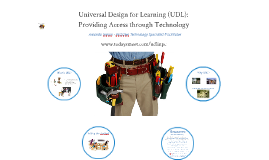 Universal Design for Learning (UDL): Principal's Meeting
