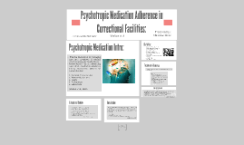 Psychotrophic Medication Adherence in Correctional Facilitie