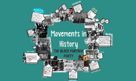 The Black Panther Movement