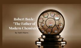 Robert Boyle: