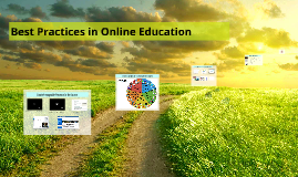 Best Practices in Online Education