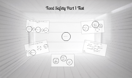 Food Safety Part 1 Test