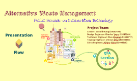 Public Seminar on Alternative Waste Management Strategies - Incineration Technology