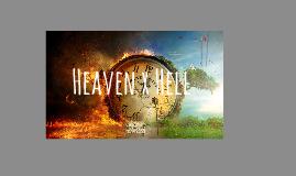 Heaven x Hell