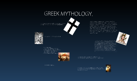 Greek Mythology.-Adreena Griffin