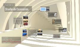 Copy of Diseño de Escenarios