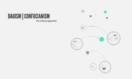 Copy of DAOISM   CONFUCIANISM
