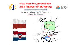 View from my perspective - Be a member of my family
