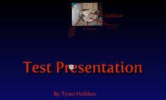 Test Presentation